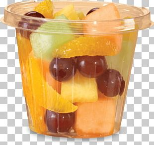 Fruit Cup Ice Cream Punch Juice Fruit Salad PNG