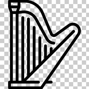 Harp Musical Instruments Cuatro String Instruments PNG