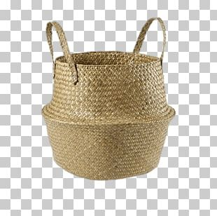 Seagrass Basket PNG