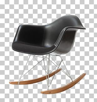 Eames Lounge Chair Rocking Chairs Furniture PNG