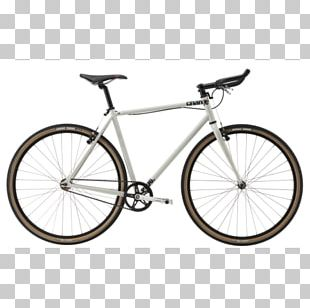 Fixed-gear Bicycle Single-speed Bicycle Cycling 41xx Steel PNG