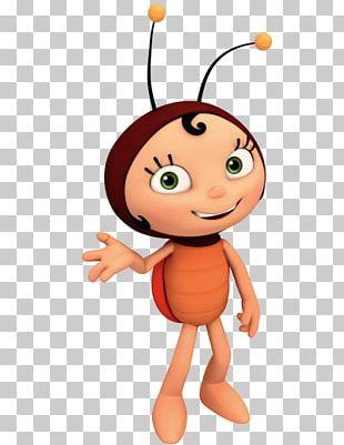 Lara The Lady Bug PNG