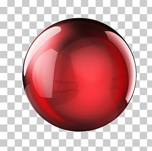 Sphere Crystal Ball PNG