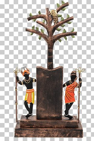 Statue Figurine Tree Religion PNG