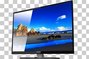 Television Set Smart TV LED-backlit LCD Skyworth PNG