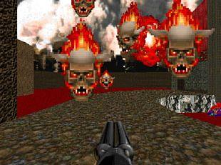 Doom II Doom 3 Quake Champions PNG, Clipart, Action Figure