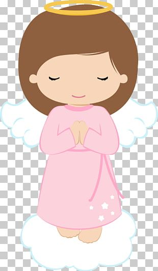 Baptism First Communion Angel PNG