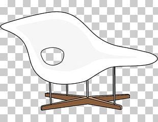 Eames Lounge Chair Charles And Ray Eames La Chaise PNG