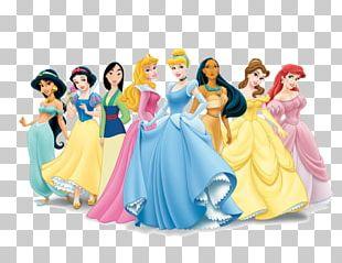 Disney Princess Belle Ariel The Walt Disney Company Cinderella PNG