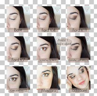 Eyelash Extensions Eye Shadow Eye Liner Hair Coloring Lip Liner PNG