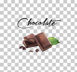 Milk Chocolate Cake PNG