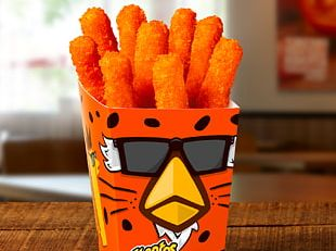 BK Chicken Fries French Fries Fast Food Chicken Fingers Crispy Fried Chicken PNG