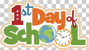 First Day Of School Student Day School PNG
