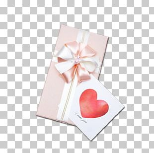 Gift Valentines Day Ribbon PNG