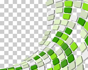 Green Squares PNG