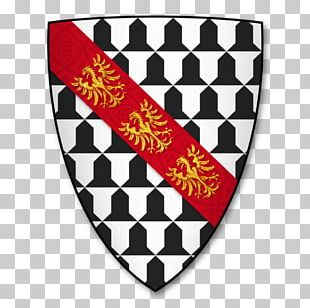 Aspilogia County Of La Marche Roll Of Arms Knight Banneret Male PNG