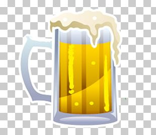 Beer Glassware Drink Bottle PNG