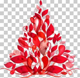 Christmas Tree Christmas Card PNG