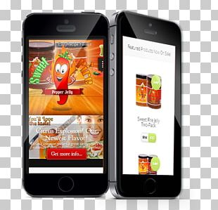 Smartphone Feature Phone Web Design Mobile Phones PNG