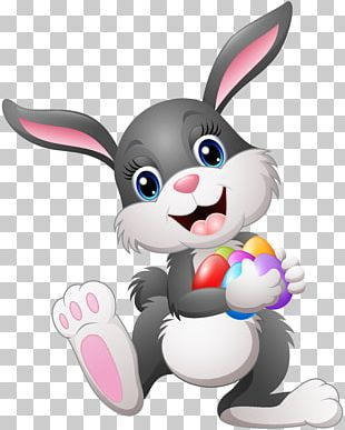 Rabbit Easter Bunny Happy Easter! Leporids PNG