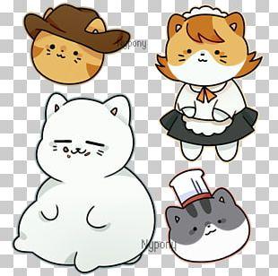 Cat Neko Atsume Kitten Animal Mammal PNG