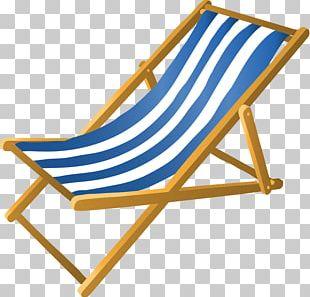 Eames Lounge Chair Beach Umbrella PNG