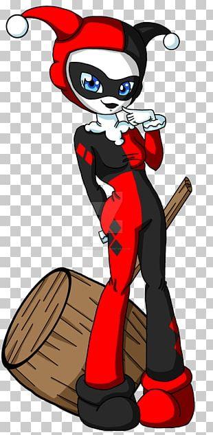 Harley Quinn Joker Batman Art Character PNG