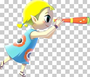 The Legend Of Zelda: The Wind Waker HD Hyrule Warriors Link Princess Zelda PNG