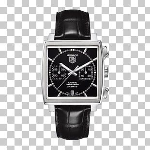 TAG Heuer Monaco Automatic Watch Chronograph PNG