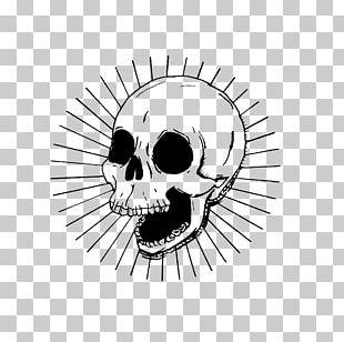 Skull Tattoo Drawing Art Skeleton PNG