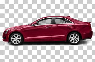 2015 Cadillac ATS Car Luxury Vehicle 2016 Cadillac ATS 2.0L Turbo Luxury Collection PNG