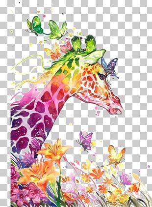 Watercolor Painting Drawing Visual Arts Canvas Print PNG