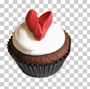 Cupcake Red Velvet Cake Muffin Birthday Cake PNG