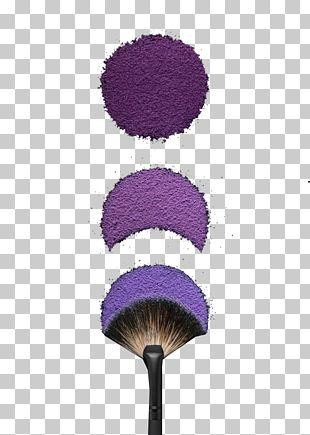 Purple Eye Shadow Cosmetics Make-up PNG