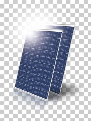 Solar Panels Energy PNG