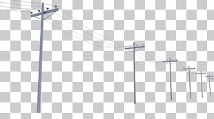 Utility Pole PNG
