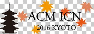 Association For Computing Machinery SIGCOMM Kyoto Information-centric Networking SIGecom PNG