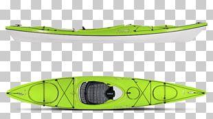 Kayak Fishing Boat Paddling Sea Kayak PNG