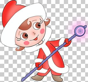 Santa Claus (M) Illustration New Year PNG