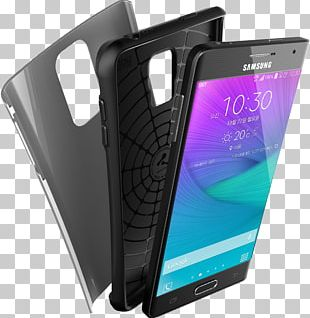 Smartphone Feature Phone Samsung Galaxy Note Edge Handheld Devices PNG