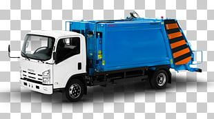 Car Isuzu Motors Ltd. Compact Van Garbage Truck PNG