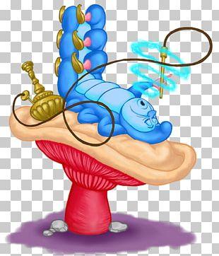 Caterpillar Alice's Adventures In Wonderland White Rabbit Cheshire Cat PNG