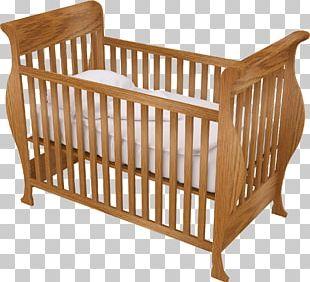 Cots Bed Frame Infant Furniture PNG