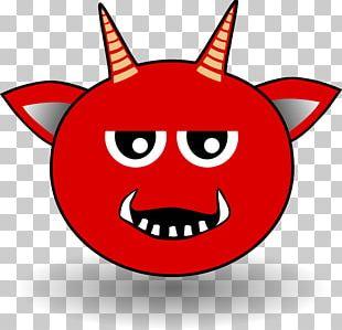 Devil Cartoon Drawing PNG