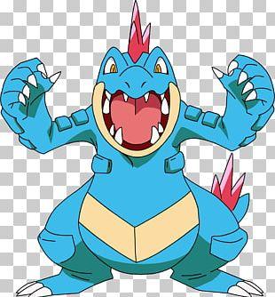 Feraligatr Pokémon X And Y Pokédex Croconaw PNG