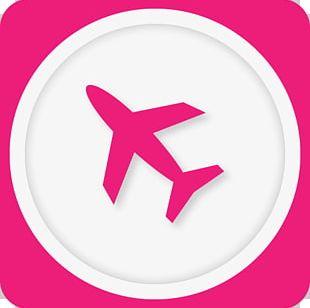 Pink Area Purple Symbol PNG