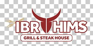 Chophouse Restaurant IBRAHIMS Grill & Steak House Barbecue Logo PNG