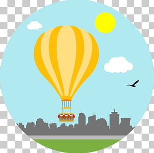 Computer Icons Hot Air Ballooning Time PNG