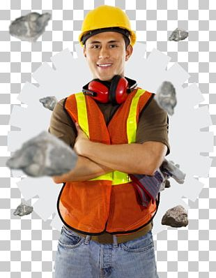 Construction Worker Laborer Architectural Engineering Stock Photography PNG