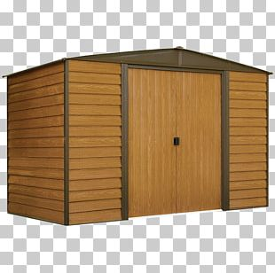 Shed Garden Building Steel Lawn Mowers PNG
